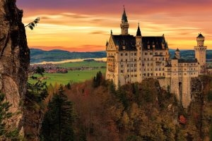 Germany: the standard itinerary