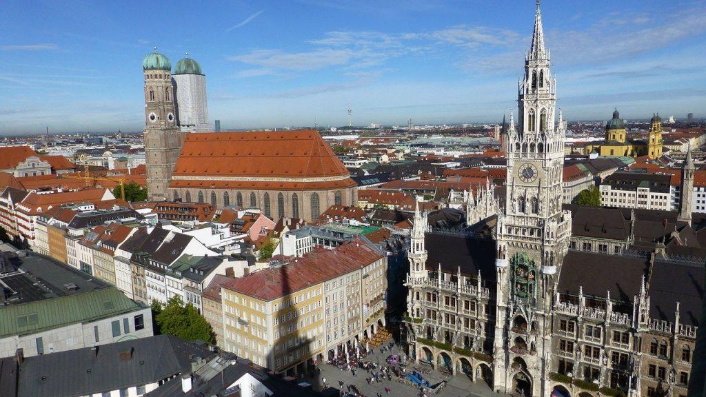Munich standard Germany itinerary