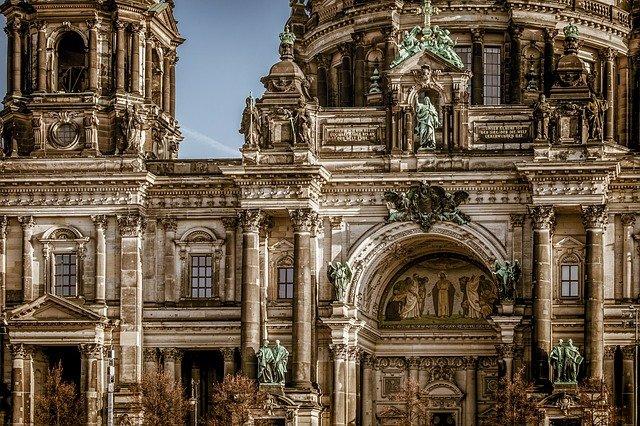 Berlin standard Germany itinerary