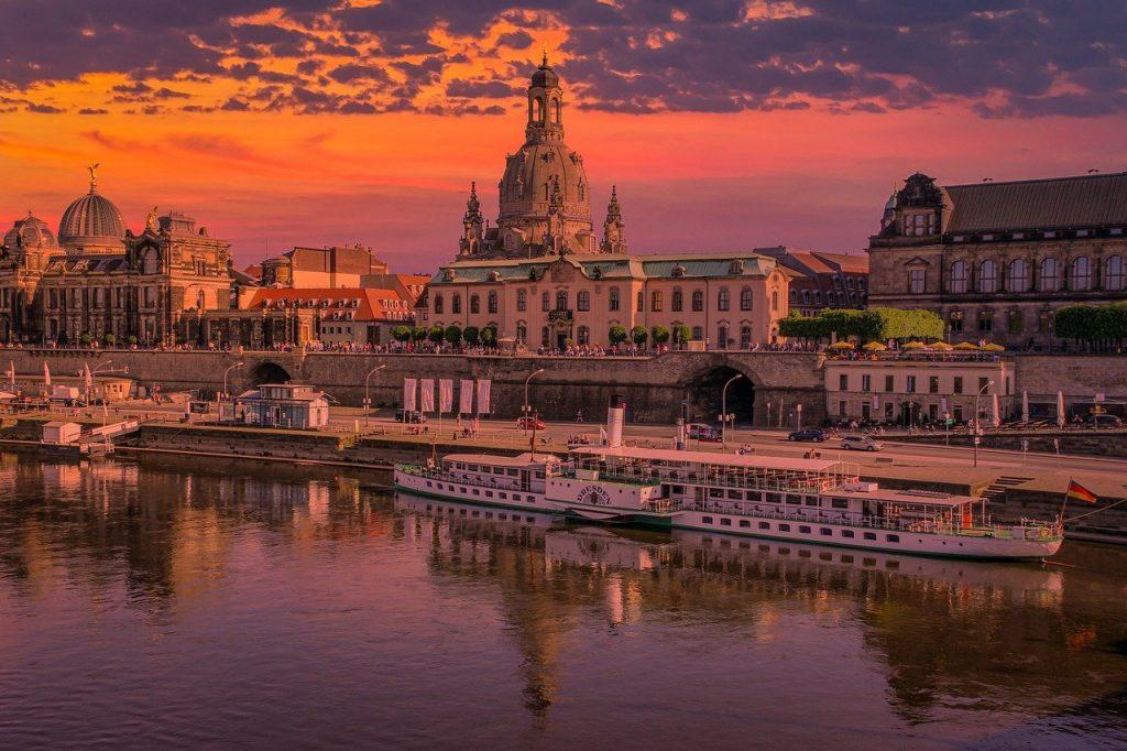 Dresden standard Germany itinerary
