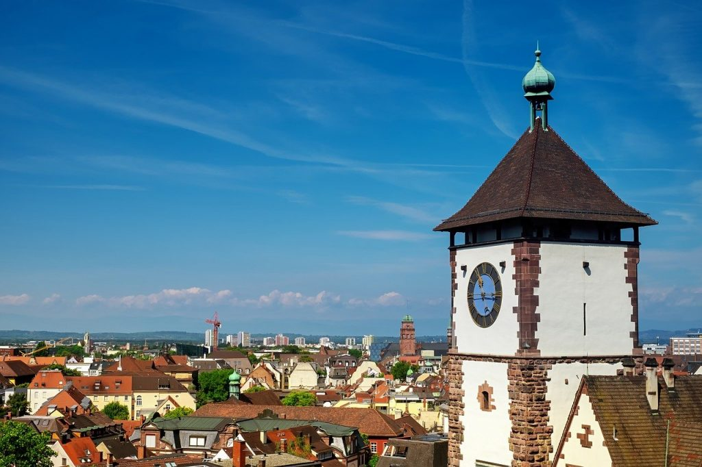 Freiburg standard Germany itinerary 2021