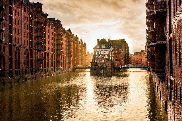 Hamburg standard Germany itinerary