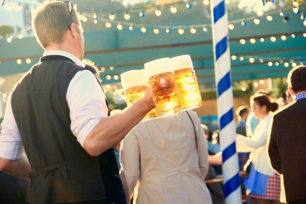 Germany Travel Tips visit Oktoberfest