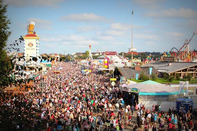 Germany best time to visit Oktoberfest