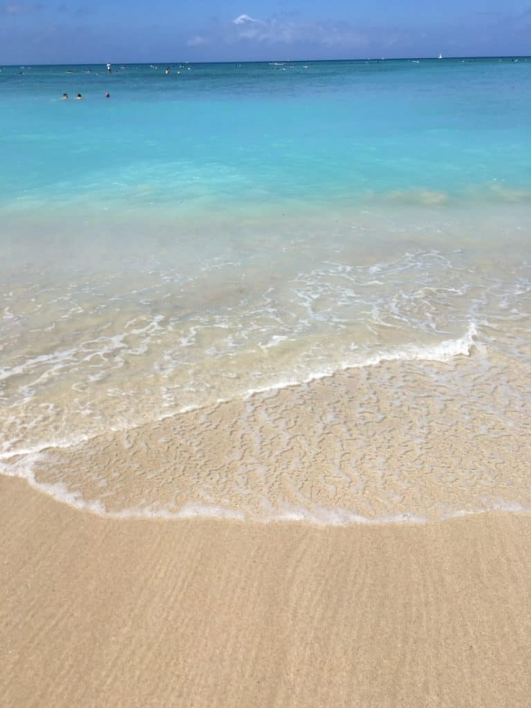 waikiki-best time to visit Oahu Hawaii