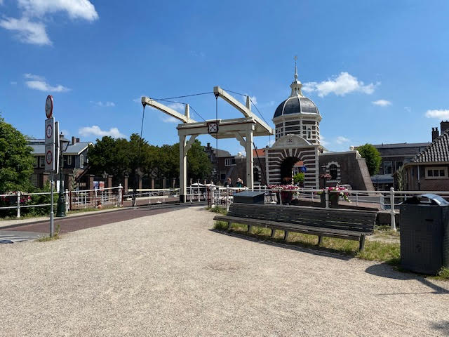 Morspoort Singel park Leiden