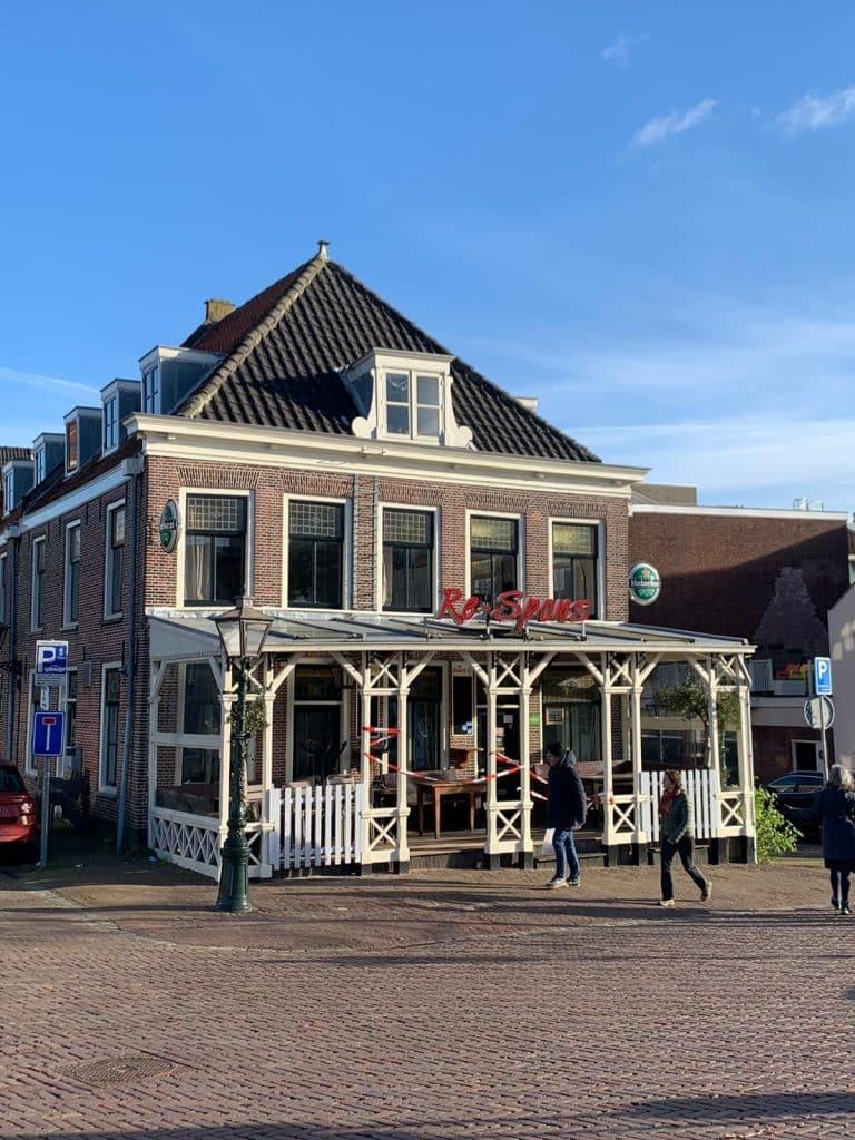 Singelpark bar Leiden