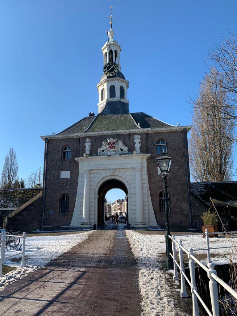 Zijlpoort singelpark Leiden