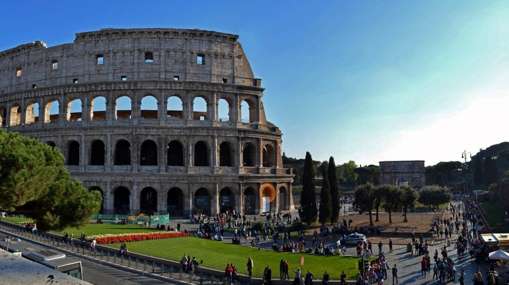 best time to visit colosseum in Rome