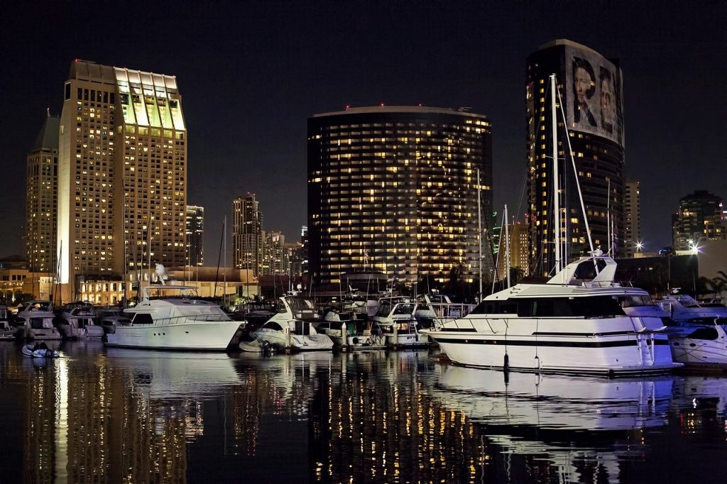 Best time to visit San Diego California