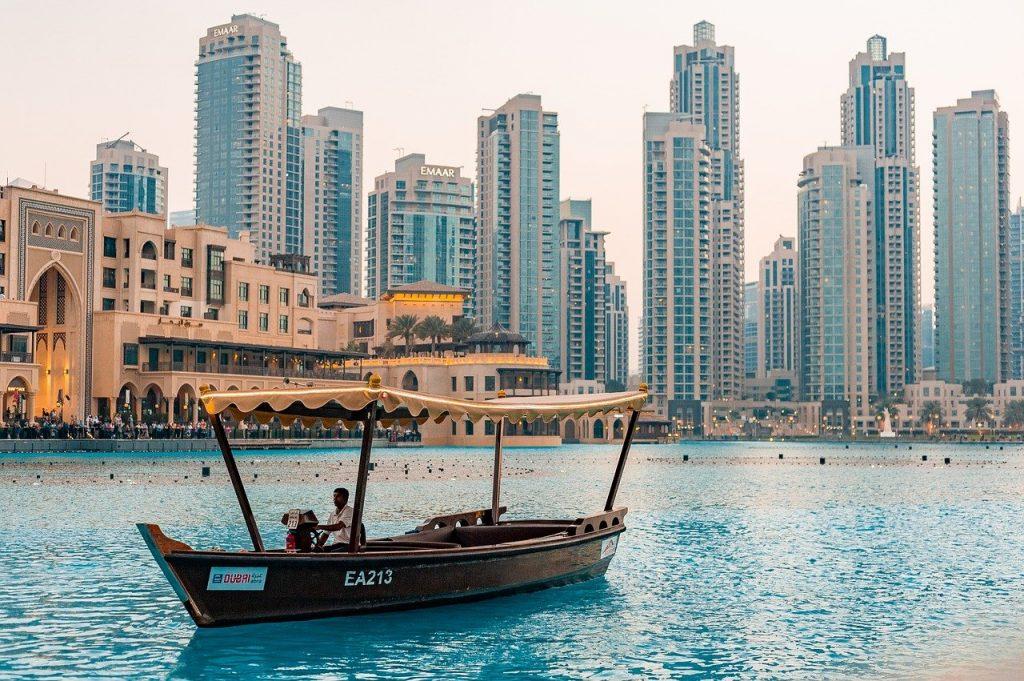 Dubai 2021 summer vacation