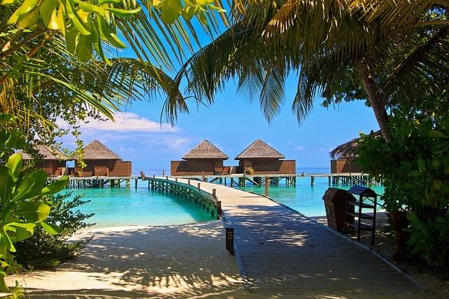 Maldives 2021 summer vacation covid