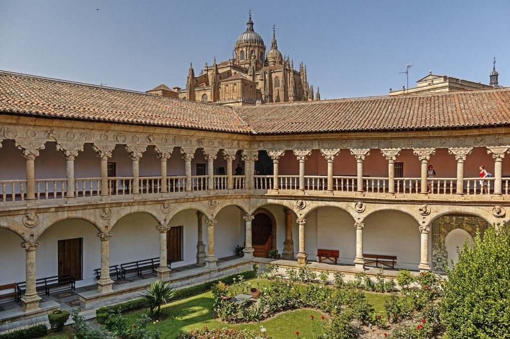 Day trips from Madrid - Salamanca