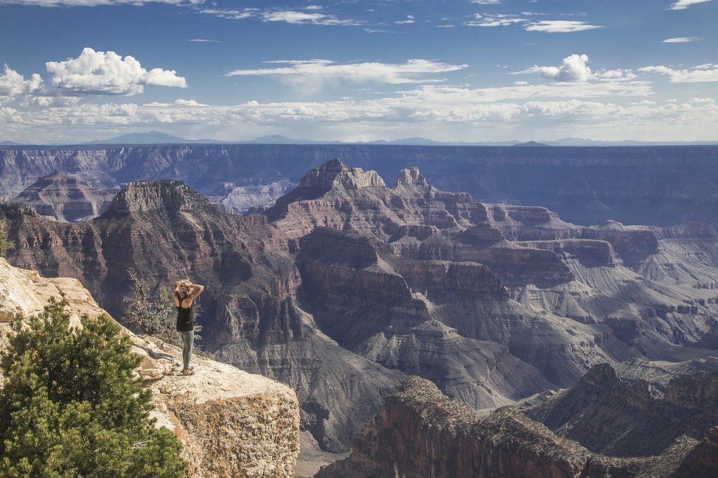 Grand Canyon busiest tourist destination in the USA