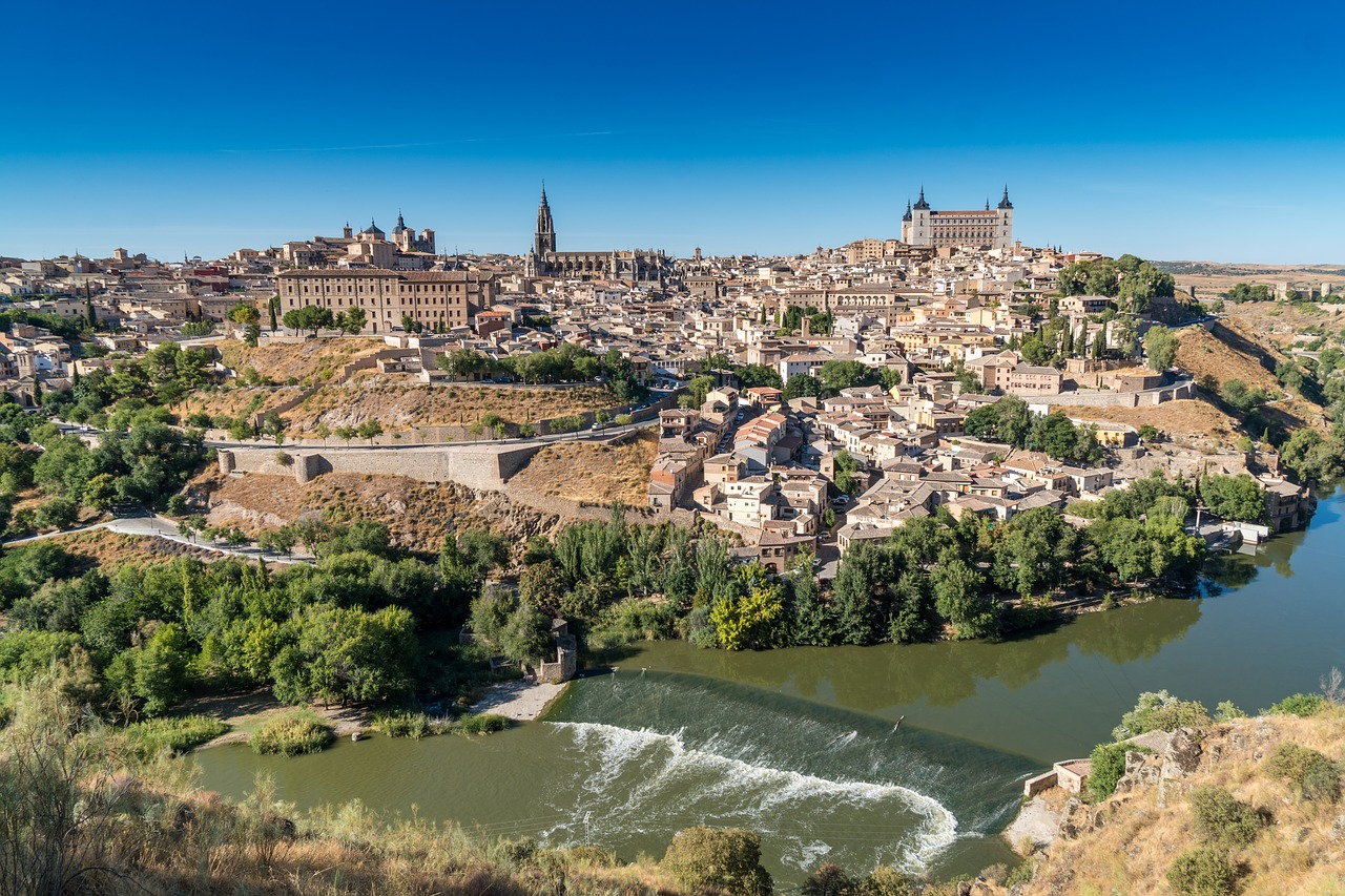 Popular Day trips from Madrid - Toledo