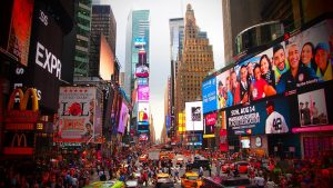 The United States' busiest tourist destinations