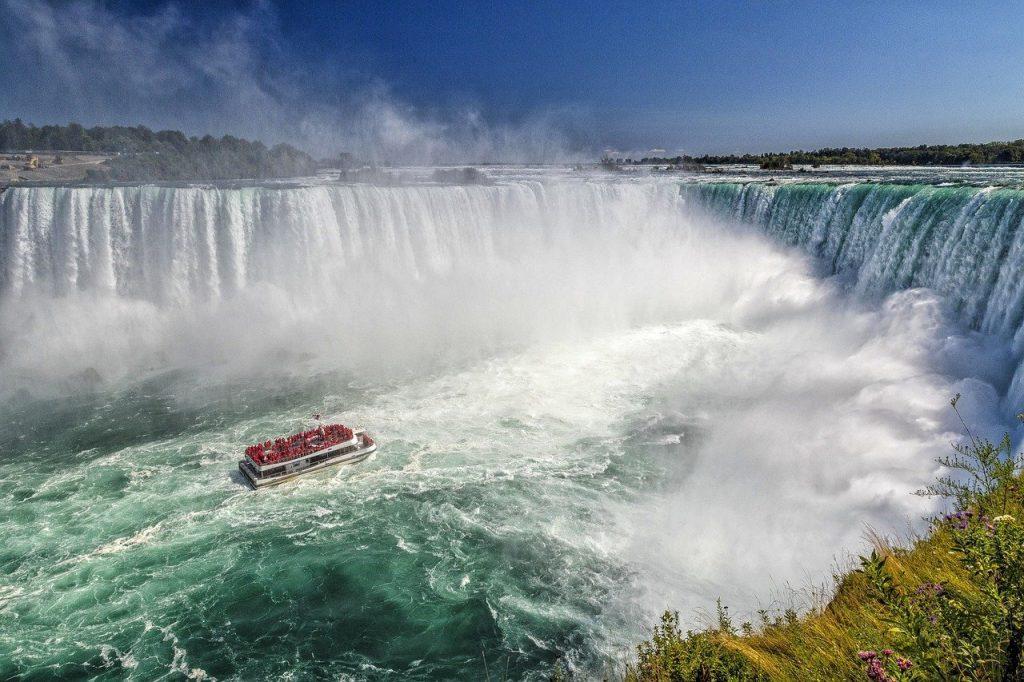 United States busy destinations - Niagara Falls