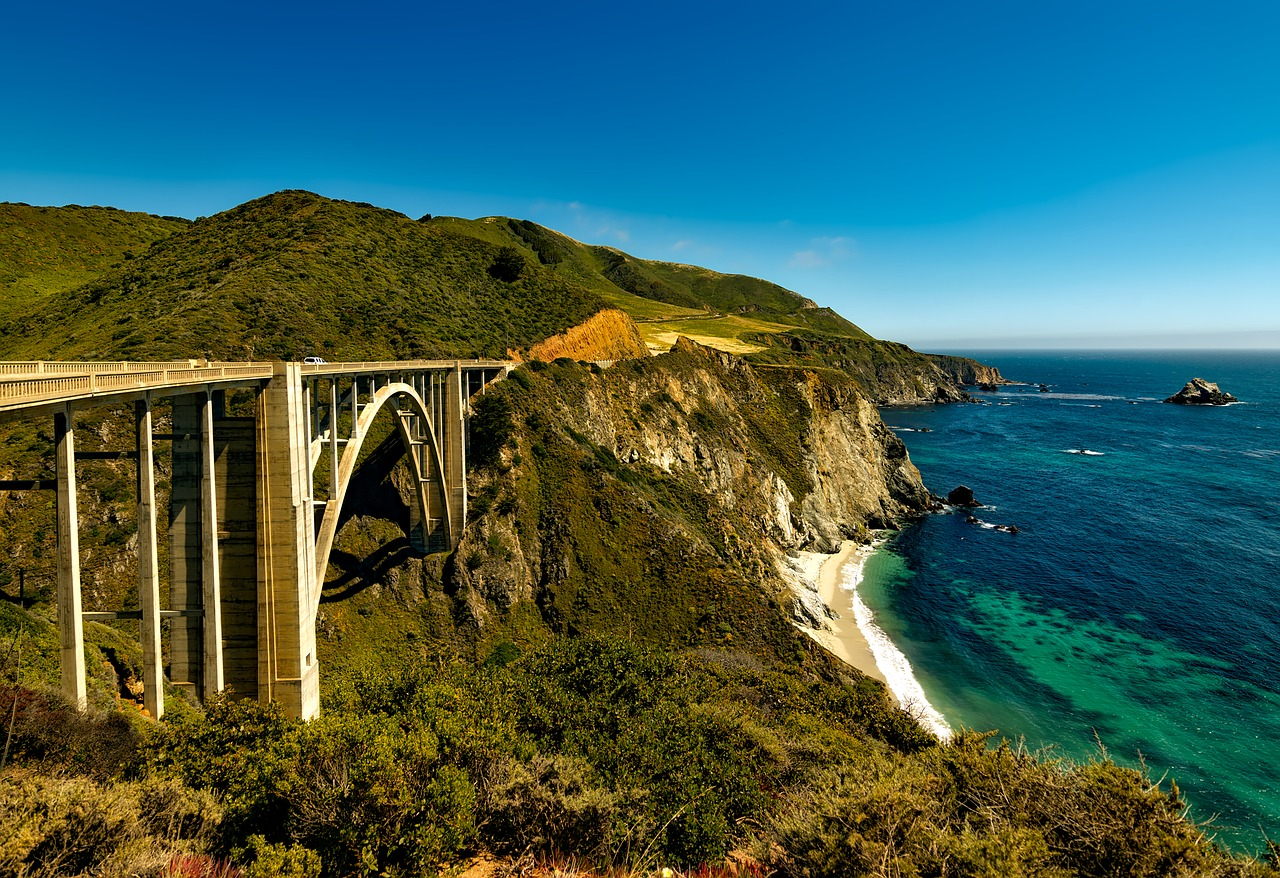 Pacific Coast Highway Travel Guides USA