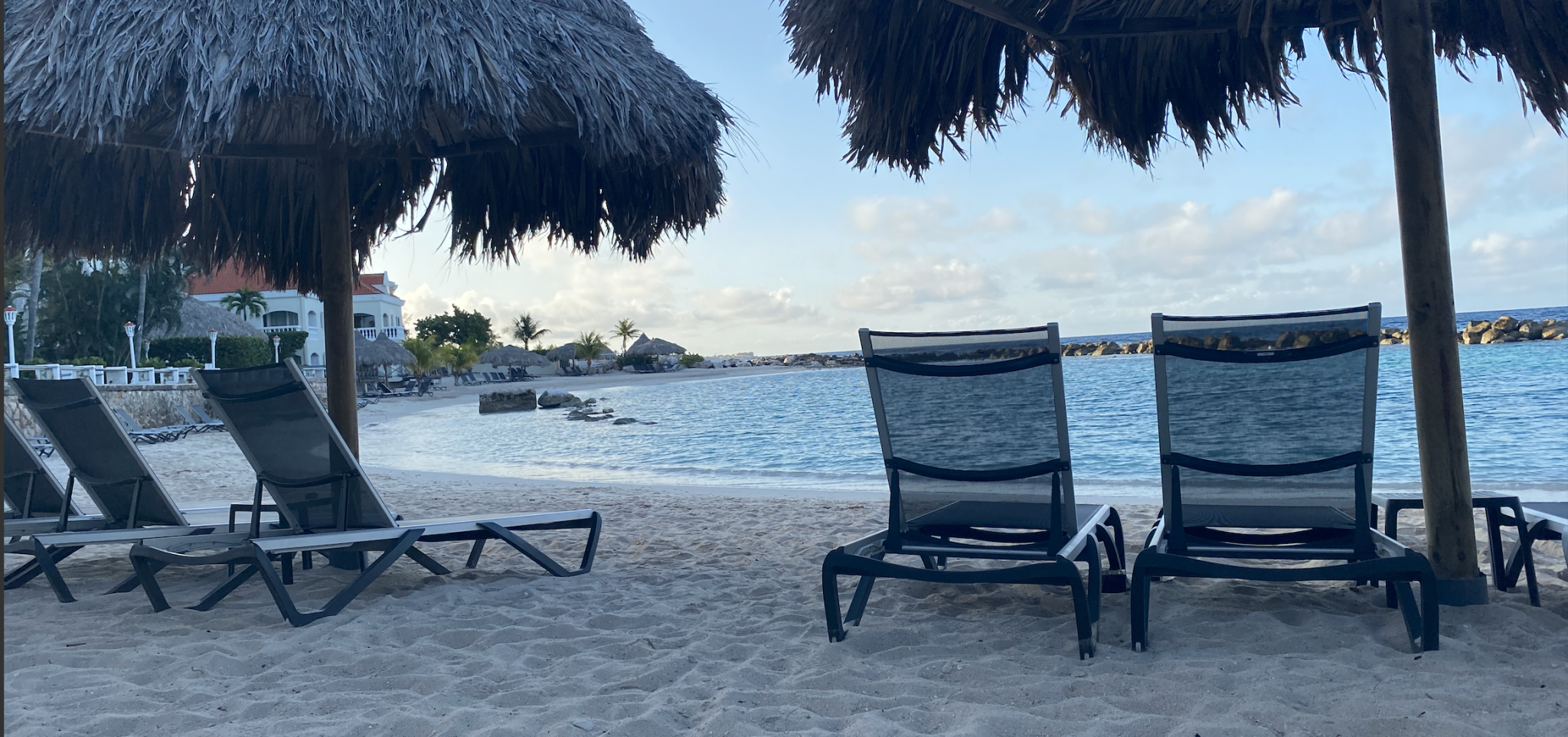 Having your hotel overbooked: Avila Beach Hotel Curaçao